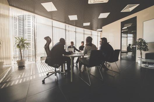 corporate - communication running smoothly