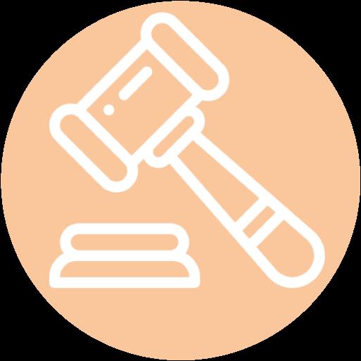 Traduções confidenciais e reconhecidas em tribunais, instituições jurídicas ou órgãos governamentais
